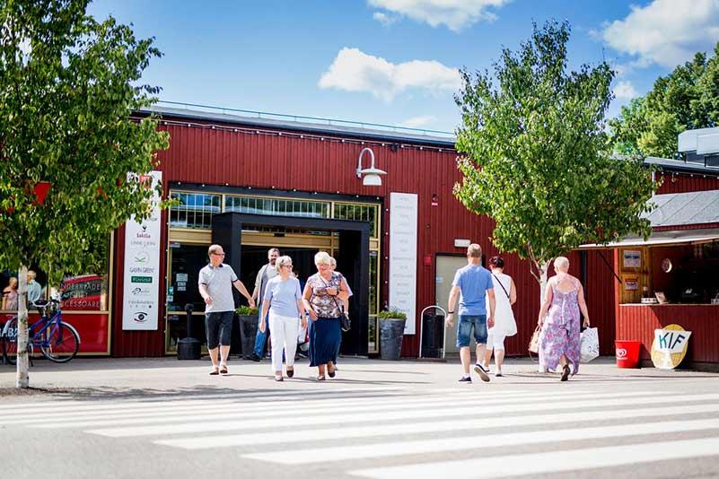 Shopping i Småland för hela familjen