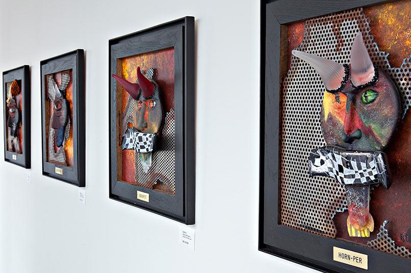Tavlor av Kjell Engman