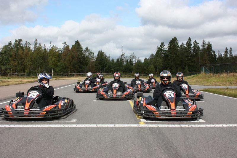 En fartfylld upplevelse i Småland!
