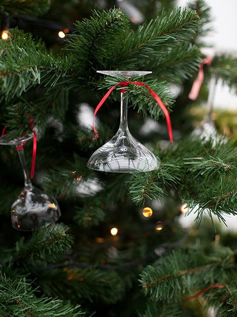 Glasinspirerat julbord i hjärtat av Småland